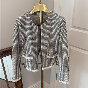 Club Monaco woven jacket
